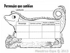 Recursos para maestros de español: Actividades para Lecturas                                                                                                                                                                                 Más
