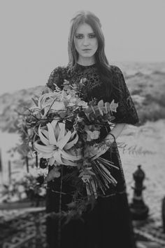 Black and white wedding escape that will steal your heart. Fall in love with these black and white images from this styled shoot in Athenian Riviera. Black N White Images, Black And White, Elopement Inspiration, Falling In Love, Wedding Bouquets, Bridal, Greece, Flora, Style