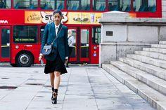 Street Style: London - Elle