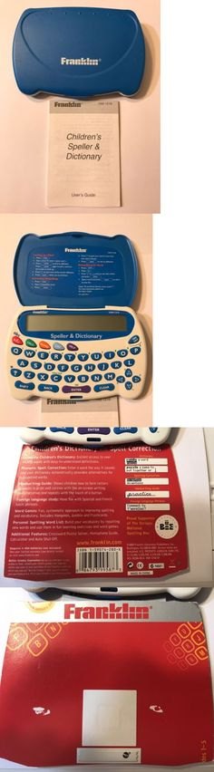 Dictionaries and Translators Seiko Electronic Spell Checker (Wp1010 - spanish speller