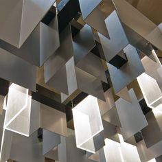 """KGM Lighting on Instagram: """"KGM Architectural Lighting - Hyatt Recency Chicago"""""""