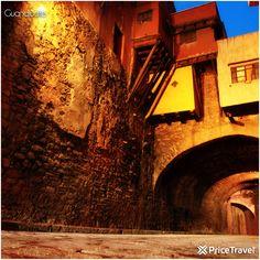 Vuélvete a enamorar en las calles y callejones de Guanajuato.