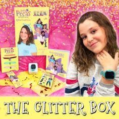 Libro Lady Pecas /& the Glitter Gang Nuestro Diario