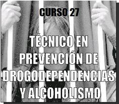 Curso Drogodependencias y Alcoholismo | Cursos educacion, integracion, trabajo social