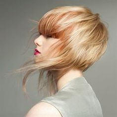 HOW-TO: Peaches and Cream Color and Cut