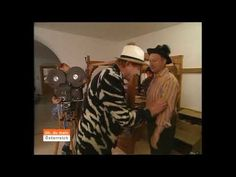 Hias und Harry Prünster in Weberei Zimmerbauer Baseball Cards, Youtube, View Tv, Woven Chair, Youtubers, Youtube Movies