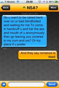 Funny online dating messages