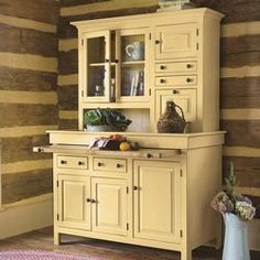 Kitchen Hutches | Dining Room Hutches | Buffets - American Country