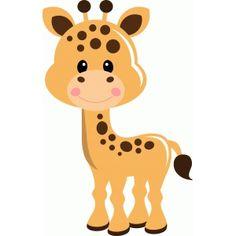 Silhouette Design Store - View Design #42049: cute giraffe