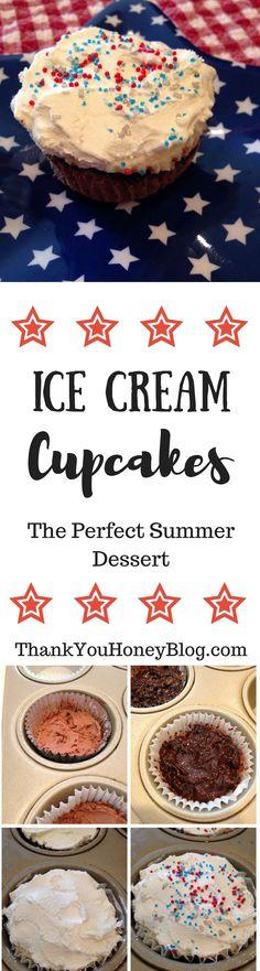 Ice Cream Cupcakes r