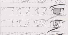 Como desenhar MANGÁ - Tutorial OLHOS 01 ~ TUTORIAIS MANGÁ | Drawing Stuff | Pinterest | Manga eyes, Manga and Tutorials