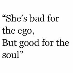 the soul is what counts