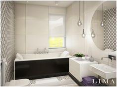 Gyerek fürdőszoba mintás csempékkel