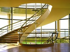 De La Warr Pavilion, Bexhill on Sea, East Sussex, UK (1935)