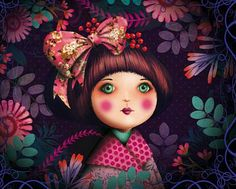 Marie Desbons girl