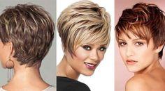 Voor een oplichtend effect zonder jouw hele haar te verven kies je uiteraard voor een aantal Highlights! Deze 10 korte modellen met Highlights zijn helemaal TOP!
