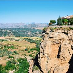 Oh, what a view | Ronda, ES