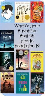 Top 10 Read Alouds for Fourth Grade #readalouds #reading #ELA