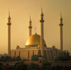 smoothydratinglove: Beautiful Masjid From Nigeria