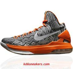 Nike KD V BHM Kevin Durant Basketball shoes #KD #5