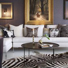 Bedroom Design Ideas – Create Your Own Private Sanctuary Luxe Decor, Interior, Luxury Bedroom Design, Zebra Decor, Luxury Furniture, Destressed Furniture, Luxurious Bedrooms, Interior Design, Living Room Designs