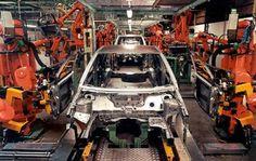 La producción automovilística española crece un 9,3% en 2013 — MurciaEconomía.com.