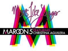 Moves Like Jagger by Maroon 5 ft Christina Aguilera