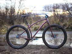 Sklar Bikes  Custom Bicycles Built to Order.  (406) 948 2453  Adam@sklarbikes.com