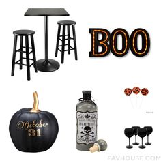 Room Ideas With Winsome Dining Table Halloween Home Decor Allstate Floral Holiday Decoration And Halloween Home Decor From October 2016 #home #decor