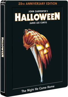 Halloween: 35th Anniversary - Limited Edition Steelbook: Image 01