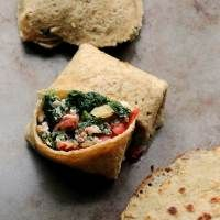 Chickpea Tortillas (vegan, gluten-free)