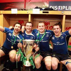 Leinster Rugby Heineken Cup Champions Leinster Rugby, Ireland Rugby, Womens Rugby, Irish Rugby, Athletes, Champion, Saints, Sport, My Love