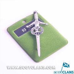 Elliot Clan Crest Ki