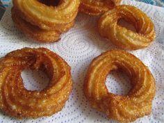 Roscas de san froilan / isidro (como las de la esperanza)