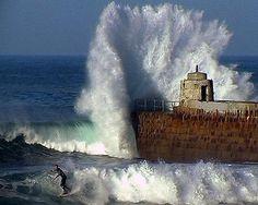 portreath storm surge - Google Search