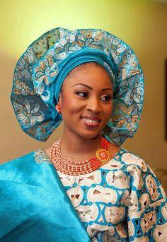 VintageAfrica — Nigerian Bride