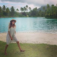 Caroline de Maigret. French vacation style