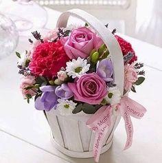 Send & Buy Flowers Online - Same Day Flower Delivery in India Mothers Day Flower Delivery, Online Flower Delivery, Mothers Day Flowers, Flowers Uk, Flowers Online, Beautiful Flowers, Send Flowers, Basket Flower Arrangements, Floral Arrangements