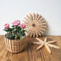 750 Likes, 4 Kommentare – Creative Crafts (Edna Viriato. Kids Crafts, Creative Crafts, Hobbies And Crafts, Home Crafts, Diy And Crafts, Craft Projects, Arts And Crafts, Hobbies Creative, Popsicle Stick Crafts
