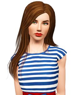 Sims2fanbg Hairstyle 11 retextured by Pocket for Sims 3 - Sims Hairs - http://simshairs.com/sims2fanbg-hairstyle-11-retextured-by-pocket/