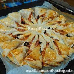 Pizza folhada - http://asreceitasdamaegalinha.blogspot.pt