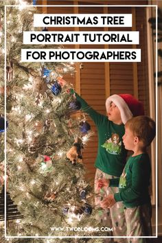 Christmas is coming, Christmas is coming! And with the spirit of the season comes a new excitement for creativity if you're a photographer. Between all the decorations, lights, and cozy atmosphere, you can most certainly find some sort of new photo venture to explore, and if you …