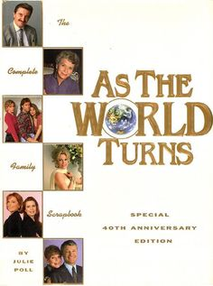 As the World Turns (TV Series 1956–2010)  MY FAVORITE SOAP OPERA OF ALL TIME