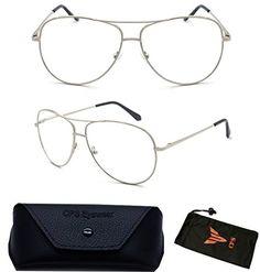 e36878f720 Fashion Eyewear Mens Aviator Round Shape Classic Vintage 80s Celebrity   gt  gt  gt