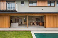 木原千利設計工房:野生と和の家