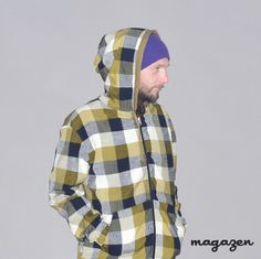 Hanorac Verde Raincoat, Turtle Neck, Sweaters, Jackets, Fashion, Green, Rain Jacket, Down Jackets, Moda