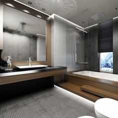 Modern Bathroom Design, Pictures, Remodel, Decor and Ideas - page 55