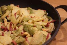 Bacon, Calories, Potato Salad, Potatoes, Ethnic Recipes, Food, Healthy Eating Recipes, Dish, Potato