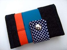 small wallet custommade smallPocket by acoupleofconcepts on Etsy, €17.00