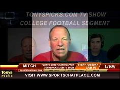 College Bowl Football Picks Part 3 Previews Predictions Odds With Mitch ...